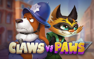 онлайн-слот Claws vs Paws картинка