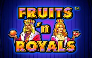 онлайн-слот Fruits'n Royals картинка