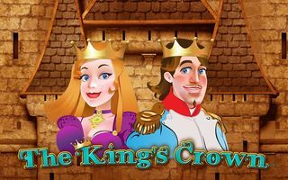 онлайн-слот The King's Crown картинка