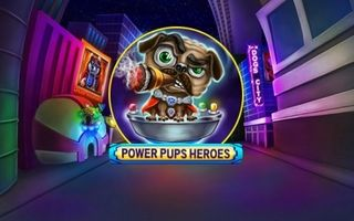 онлайн-слот Power Pup Heroes картинка