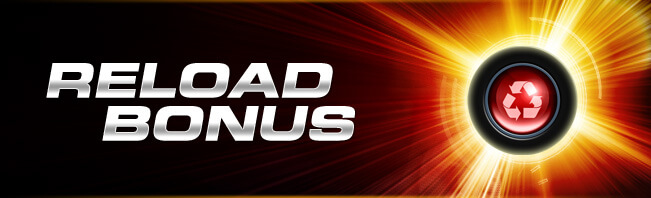 Reload bonus casino для игроков